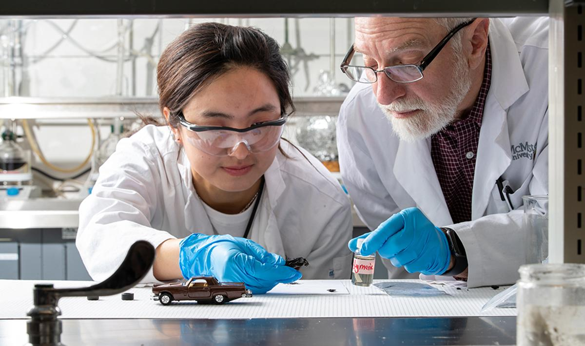 Scientists have come up with a new way to extract a key component from tire material for re-use