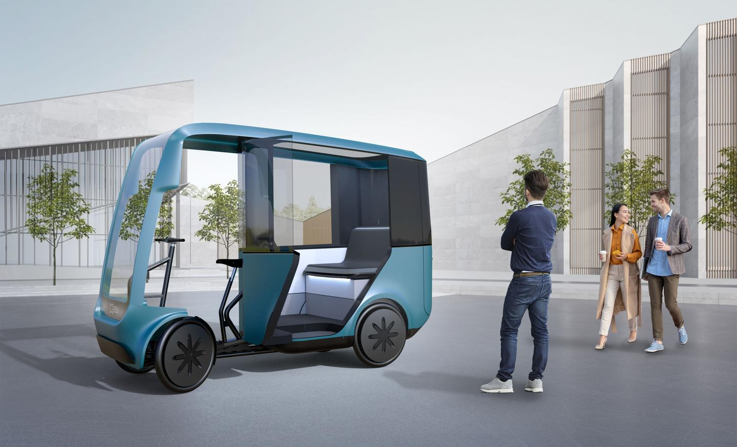 The first prototype EAV Taxi is set to be produced in November 2020