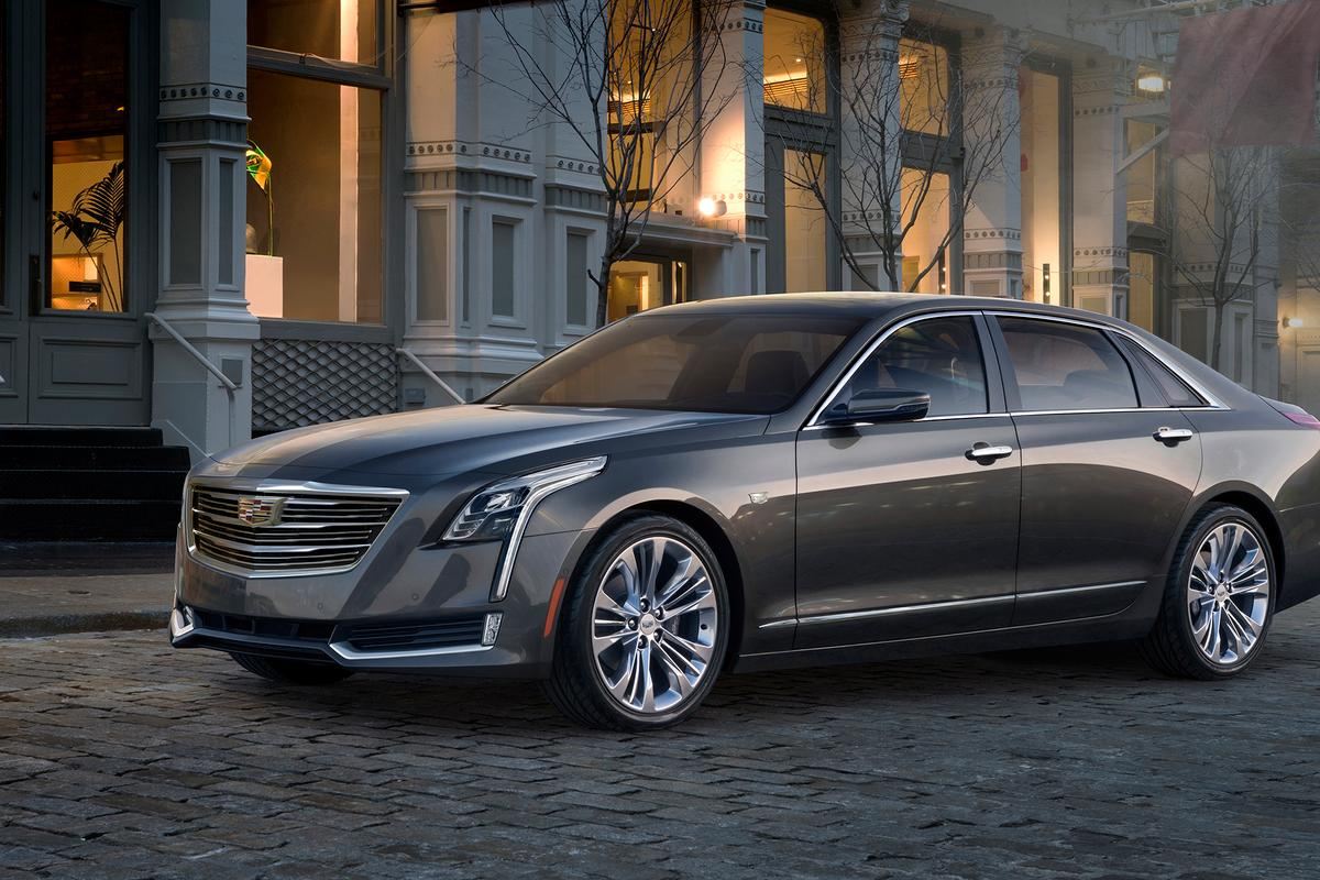 The Cadillac CT6 is the brand's latest foray into the high-end luxury market