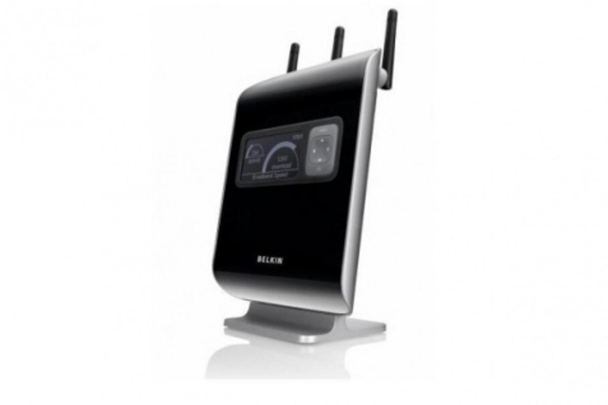 The ratification of the 802.11n amendment to the WLAN base standard might just bring this router out of the draft