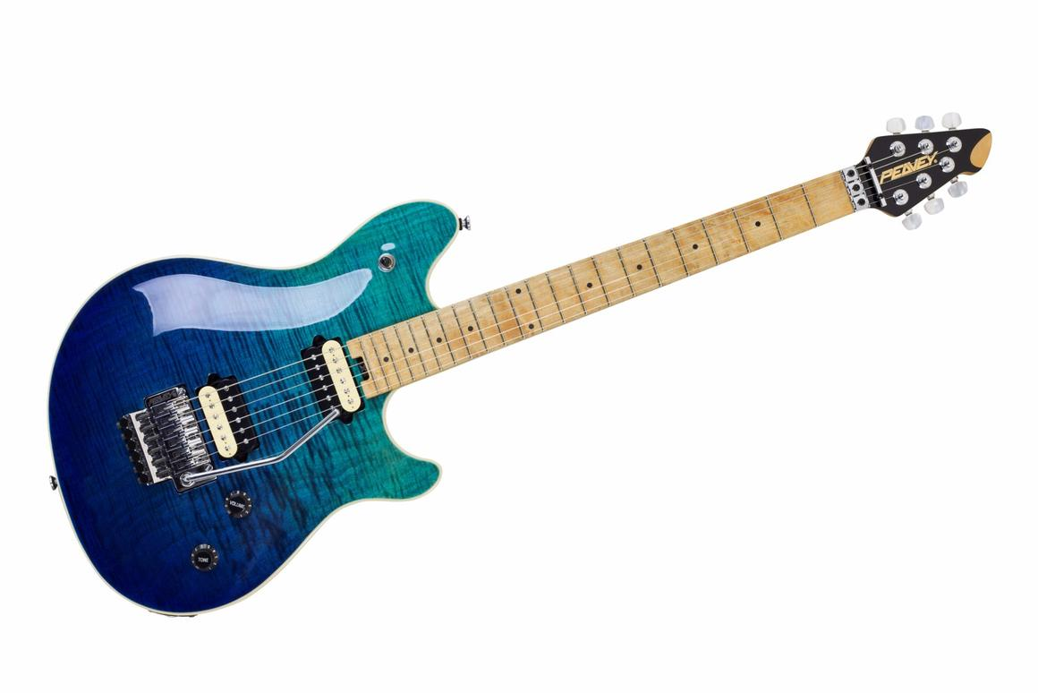 The HP2 has similar looks to the tonetasticEVH Wolfgang, but it's name is actually a nod to founder and CEO Hartley Peavey