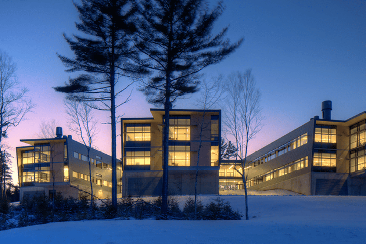 The Bigelow Laboratory for Ocean Sciences (Photo: Perkins+Will)