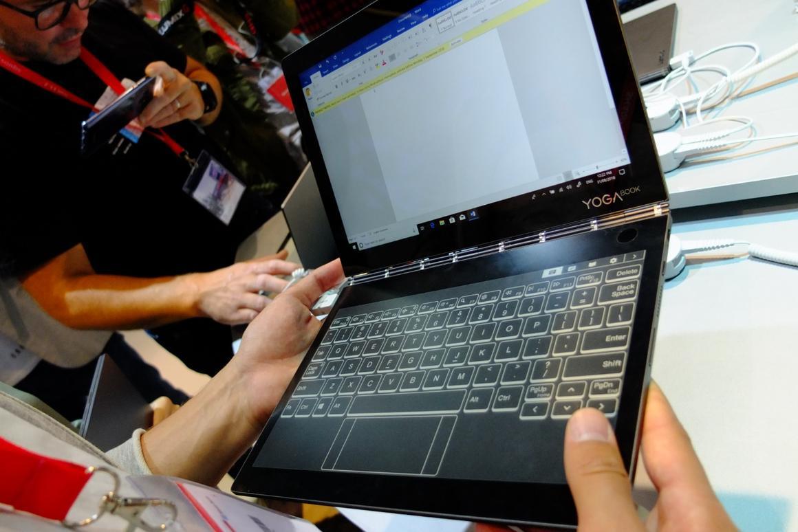 Lenovo slides Nvidia graphics into 4K prosumer laptop