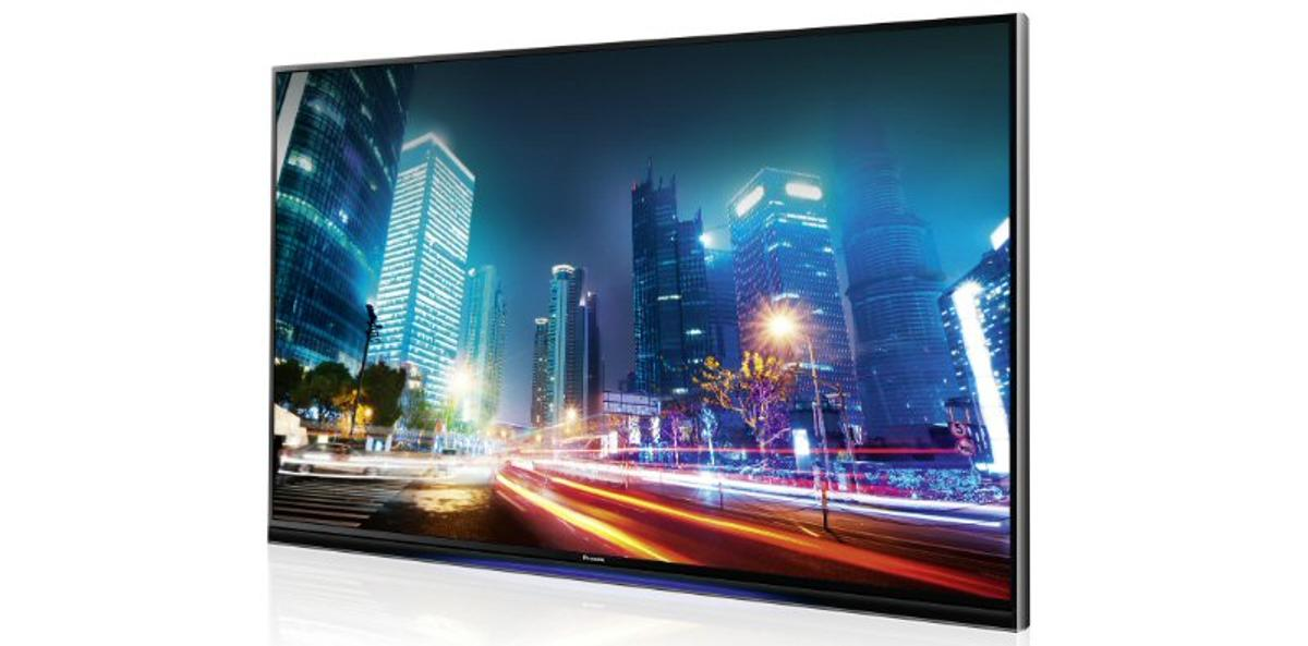 Panasonic says AX900 (pictured) and AX850 owners can look forward to deeper blacks, less motion blur and greater detail