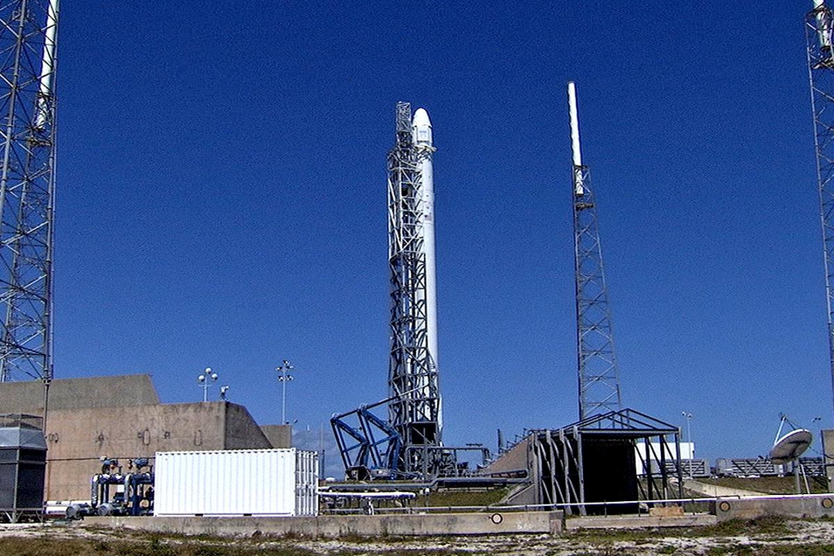 Monday's SpaceX Dragon CRS-3 launch was scrubbed due to a helium leak