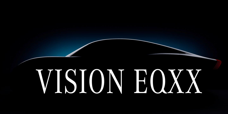 Mercedes explores a more energy-dense higher-range EV with the Vision EQXX
