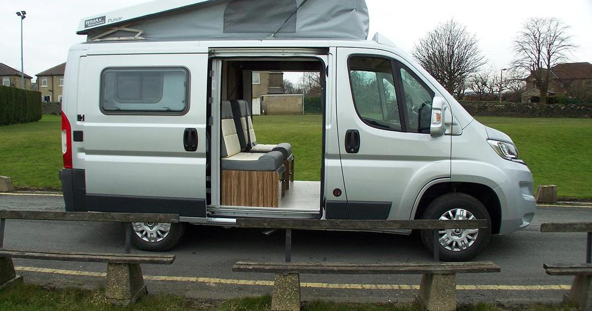 WildAx Motorhomes lets you have your camper and van, too