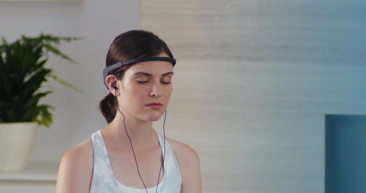 Muse brain-sensing headband