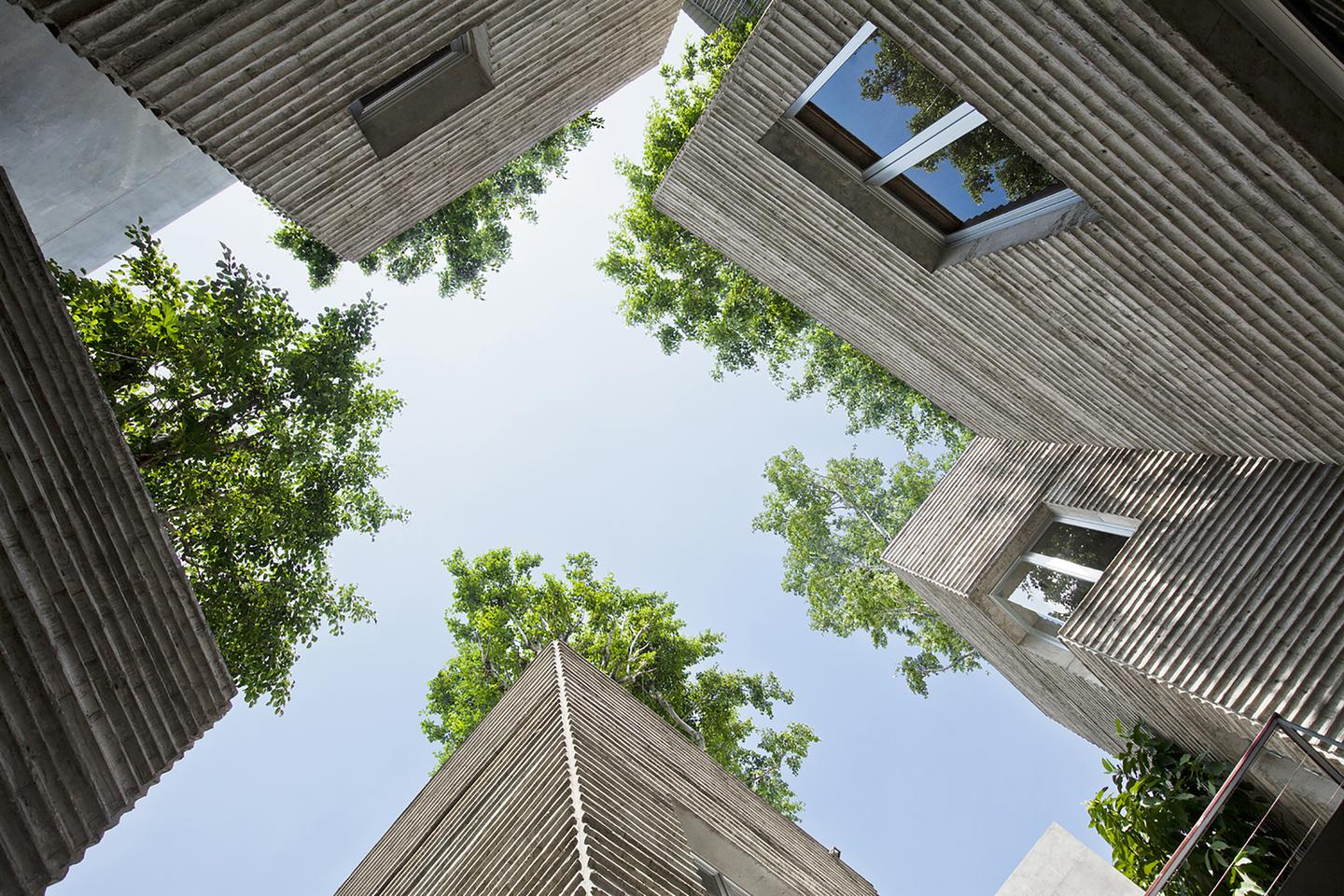 House for Trees, by Vo Trong Nghia Architects (Photo: Hiroyuki Oki)