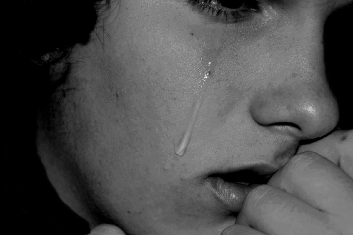 New research suggests that women's tears may be a chemo-signal that discourage sexual arousal in men (Image: OUCHcharley via Flickr)