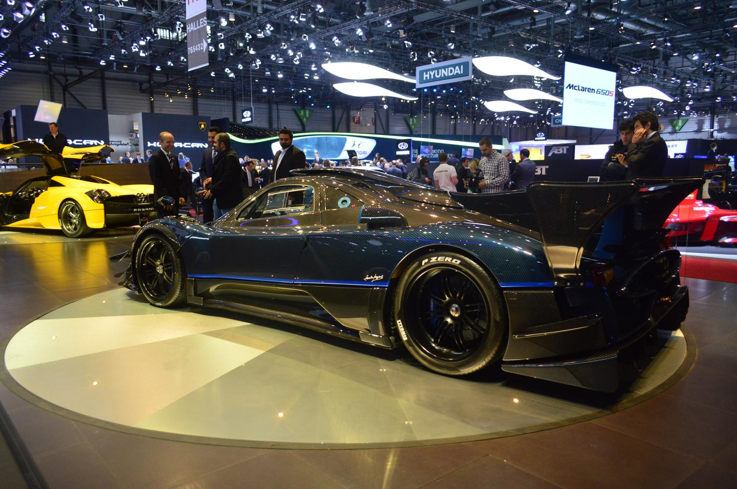 The limited edition Revolucion will set you back US$3 million (Photo: CC Weiss/gizmag.com)