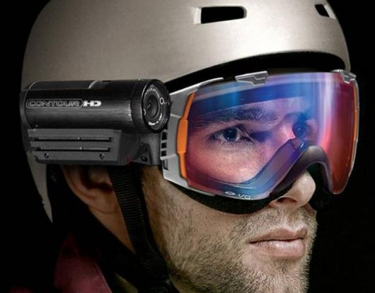 VholdR's ContourHD wearable camcorder