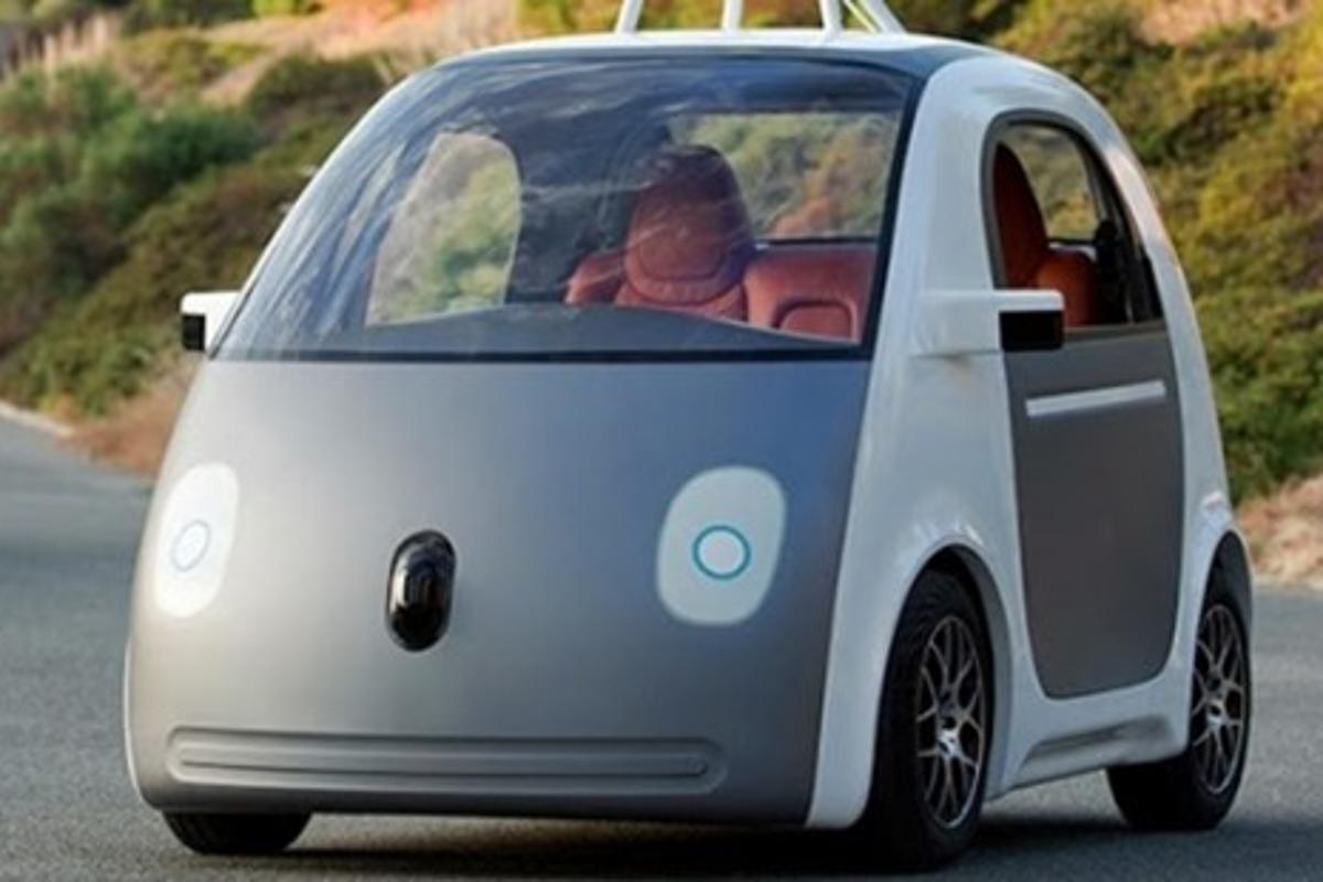 Google has revealed its first self-drive vehicle build, which as you guessed requires no driver