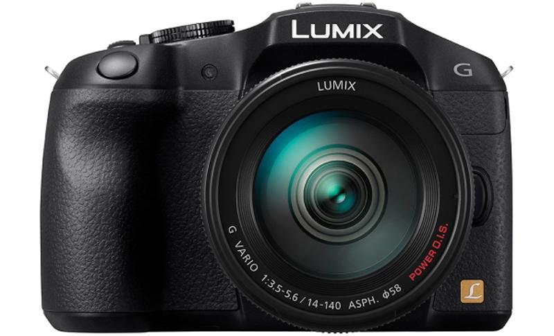 The Panasonic Lumix DMC-G6 features a 16 megapixel sensor and boasts Wi-Fi and NFC connectivity