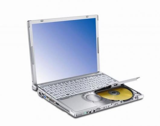 Panasonic Toughbook W7