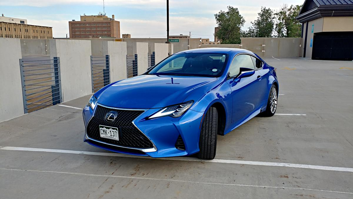 The 2019 Lexus RC 350 is a wonderful daily car with comfort and luxury as primary focus
