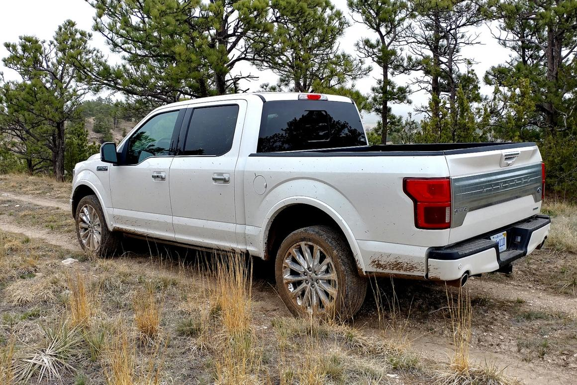 2019 Ford F-150 Limited combines rugged luxury with Raptor power