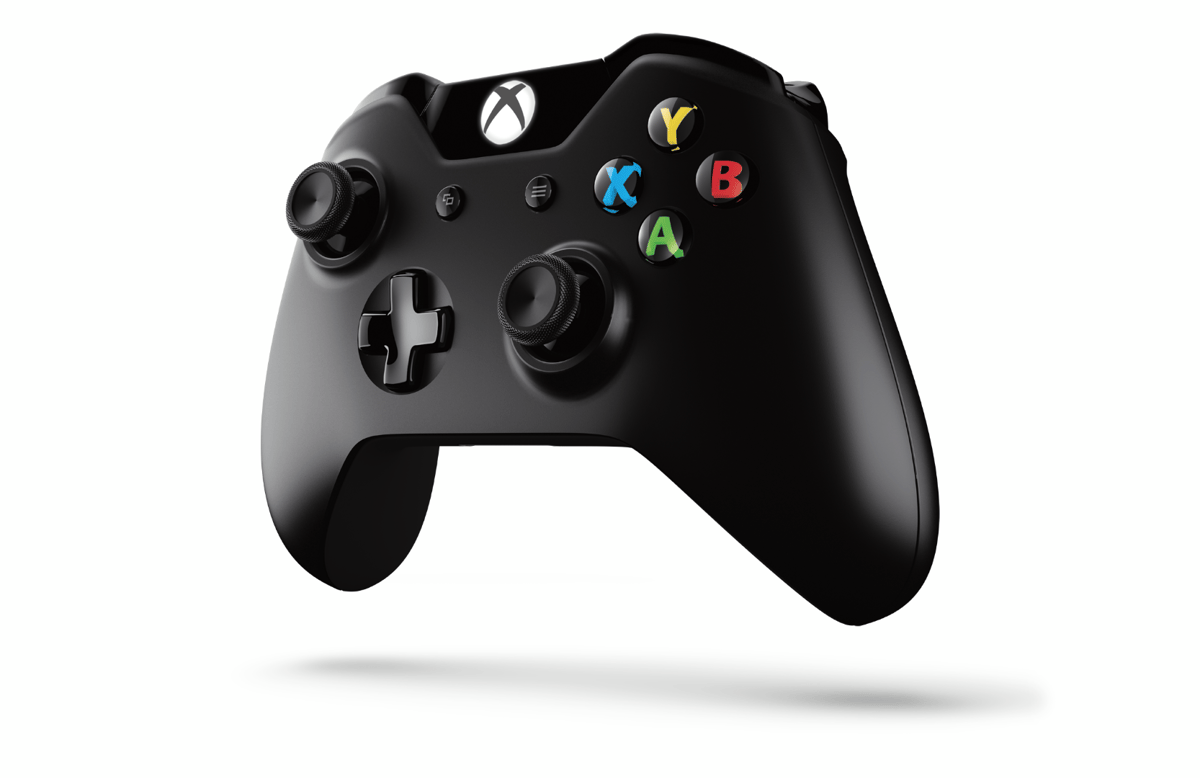 The Xbox One controller