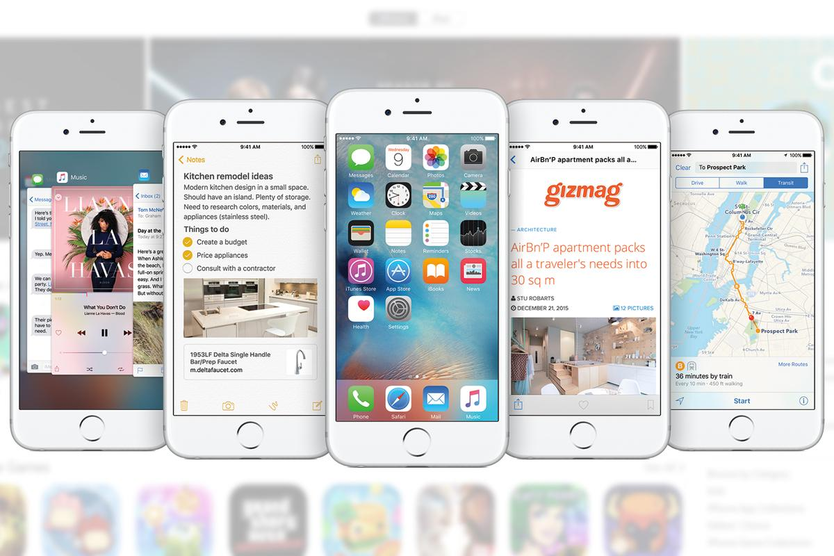 Gizmag breaks down some of the best iOS apps of 2015