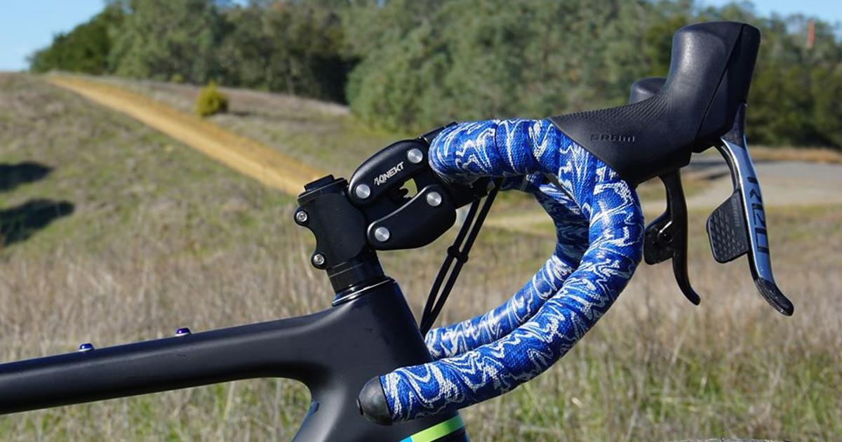 Shock-absorbing Kinekt aims to put a spring in your stem