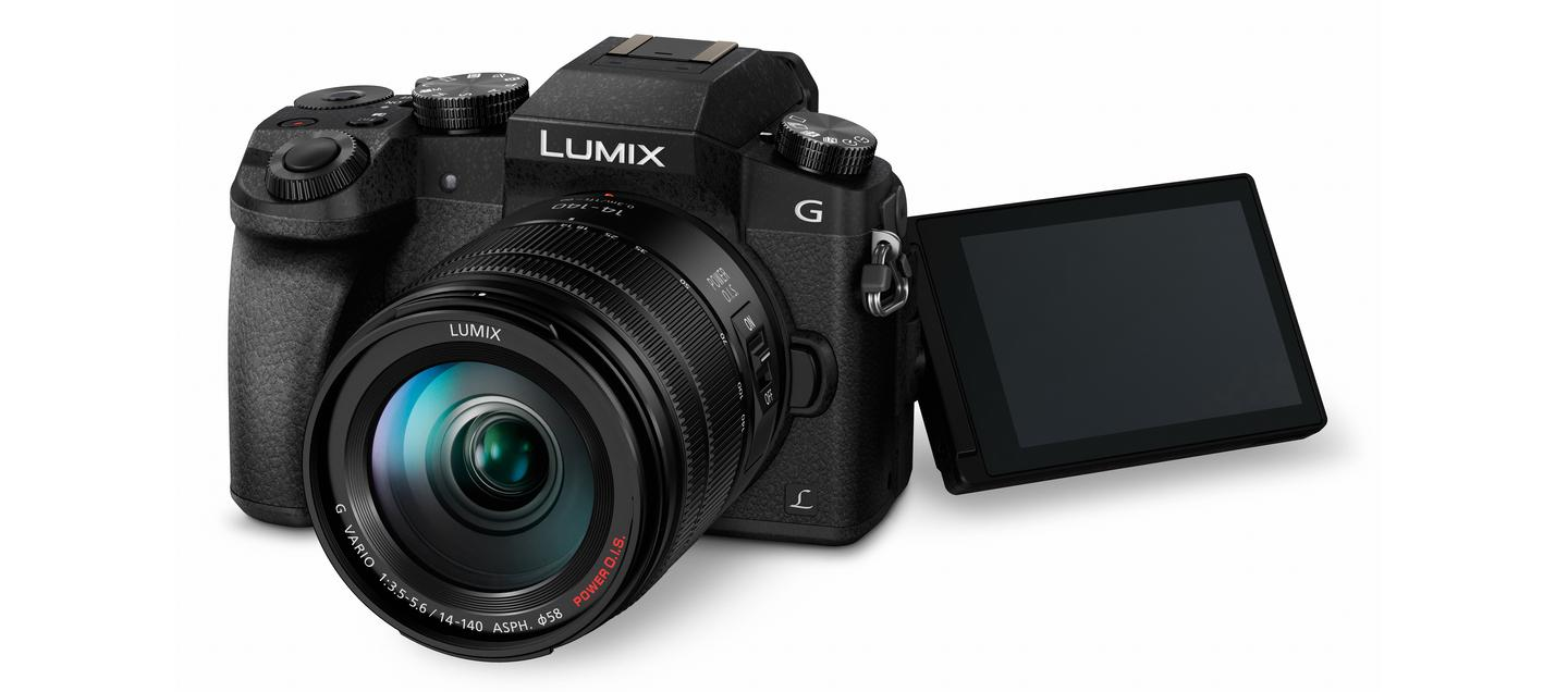 The Panasonic Lumix DMC-G7 is a budget-friendly 4K-shooting mirrorless camera which has inherited a number of high-end features