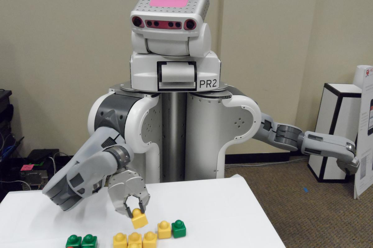 Crowdsourcing could help robots more quickly learn the best way to accomplish complicated tasks