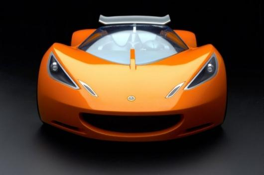 Lotus open-top two-seat sports car concept produced for Mattel's Designer's Challenge