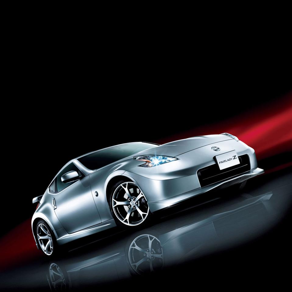 The Nismo Version Fairlady Z