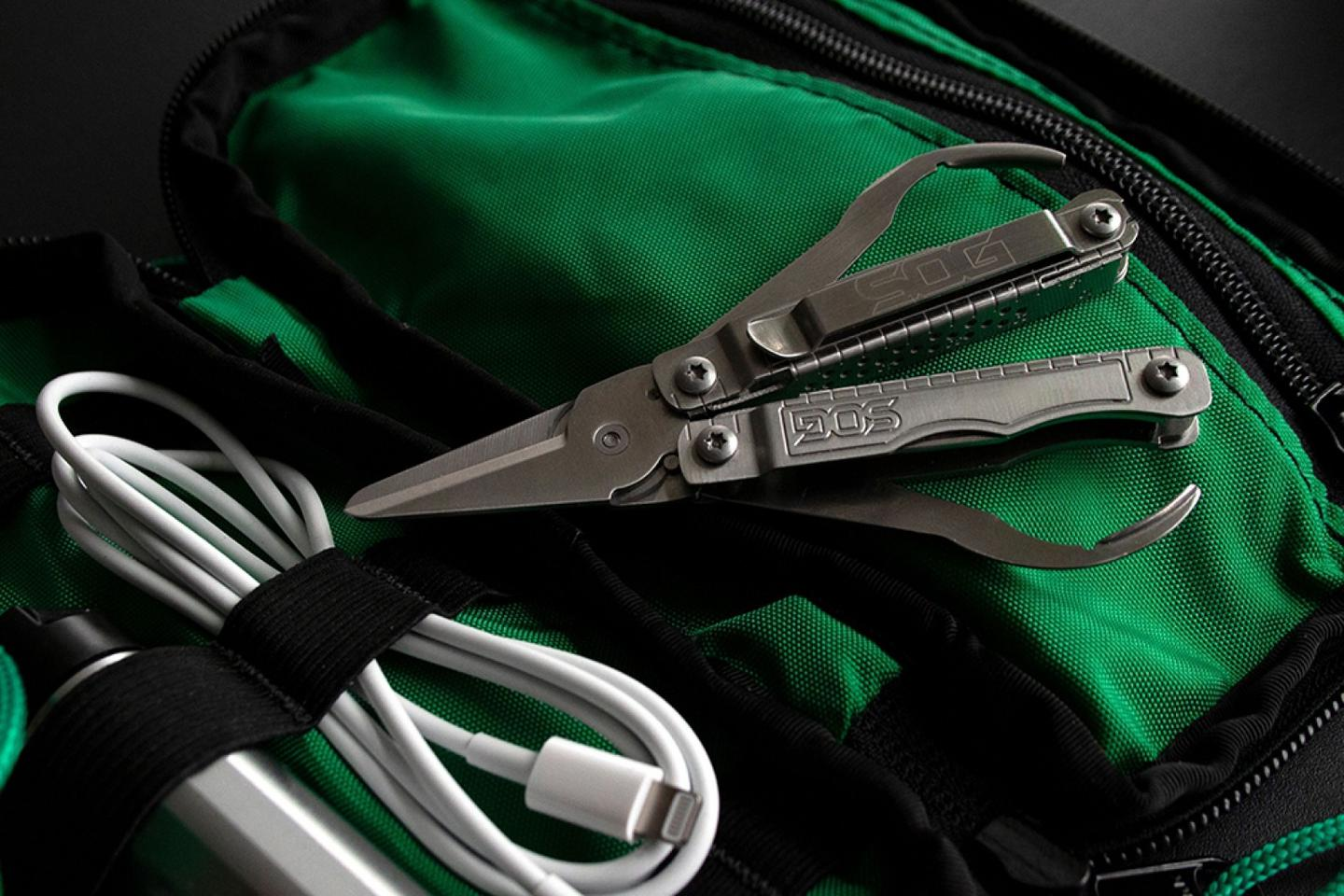 SOG's multitools don't usually carry the premium price tag of some of its competitors, and the same is true of the Snippet.