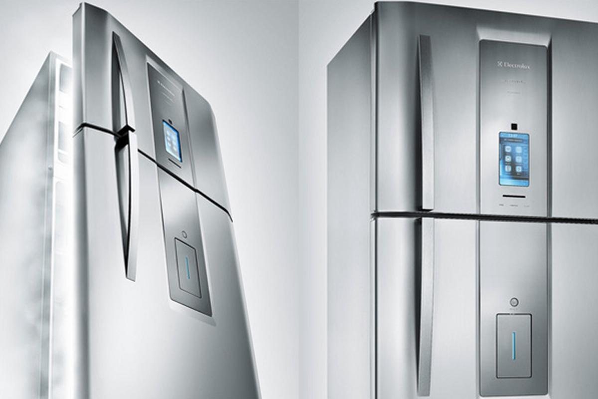The Electrolux Infinity I-Kitchen fridge