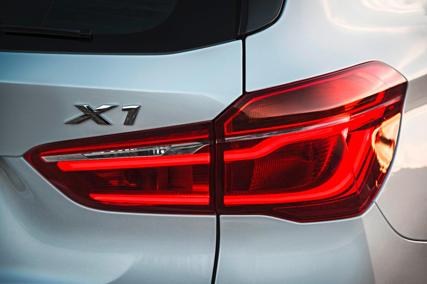 The new X1's styling has been brought in line with the rest of BMW's range