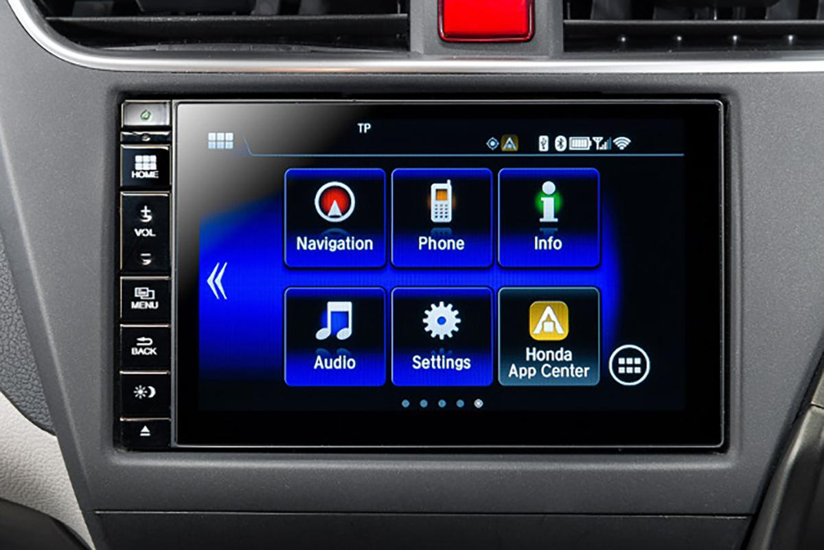 The new infotainment systems are powered by Nvidia's Tegra 3 processor