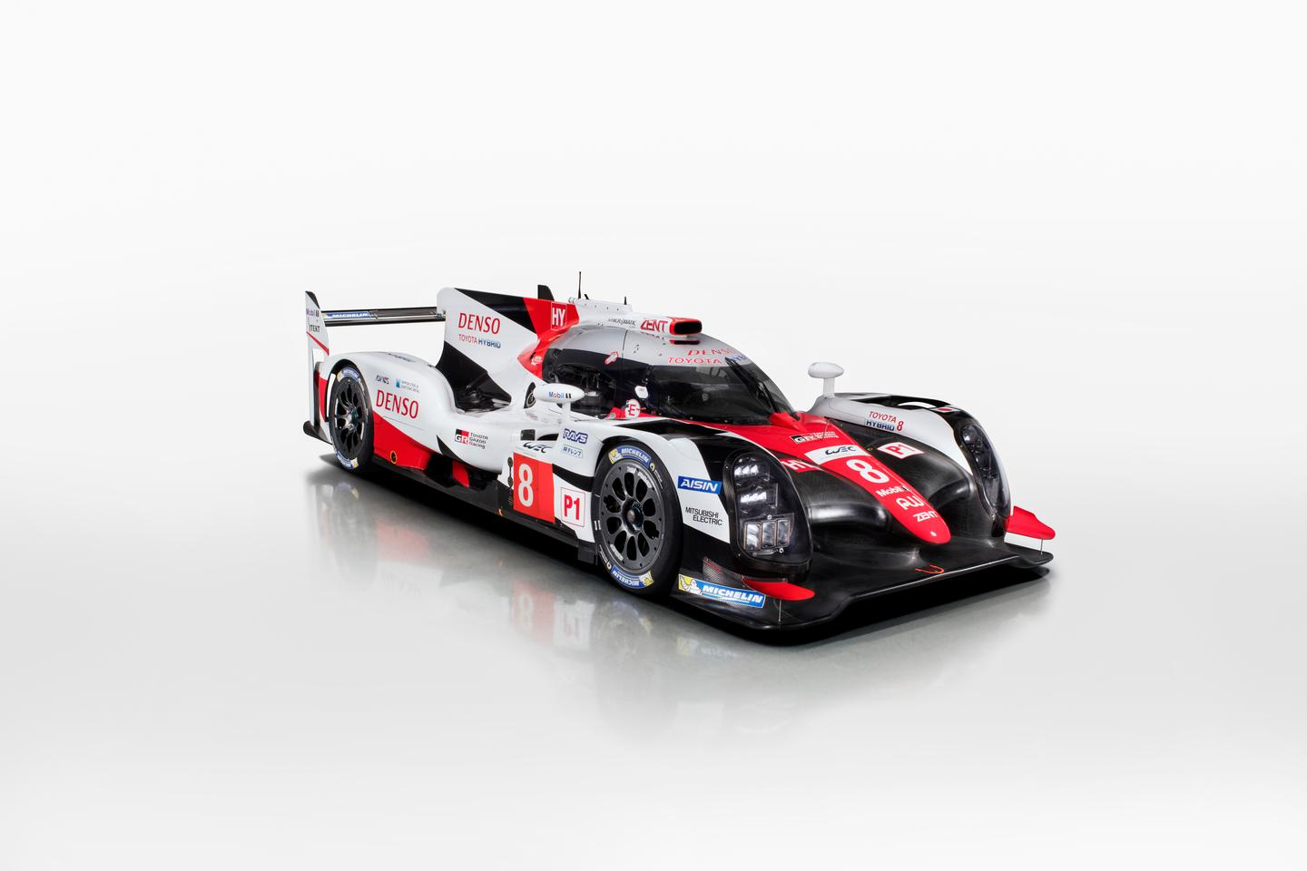 Toyota is hoping to recover from its Le Mans heartbreak with the TS050