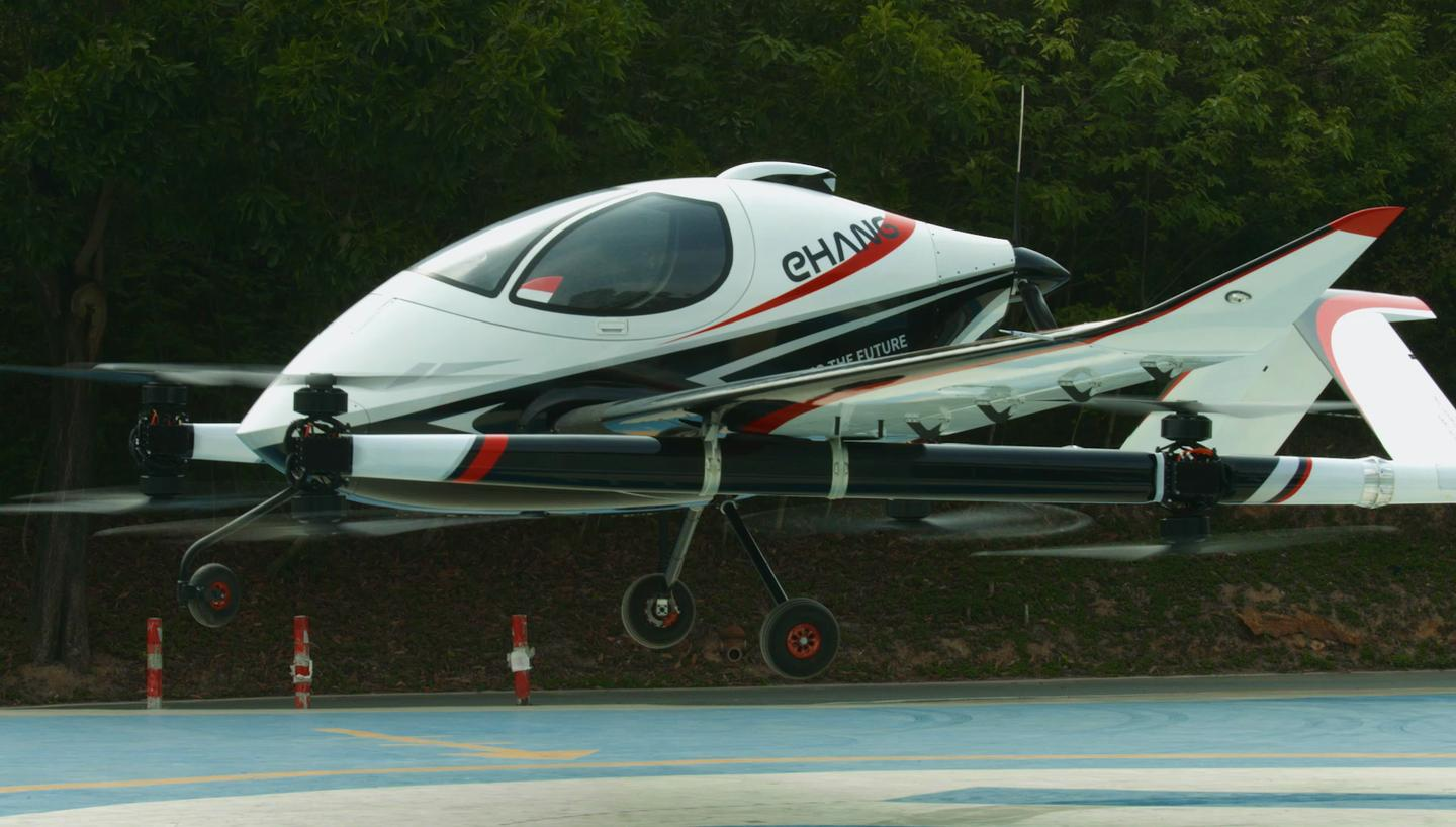 The VT-30 has already flown in vertical takeoff and landing tests