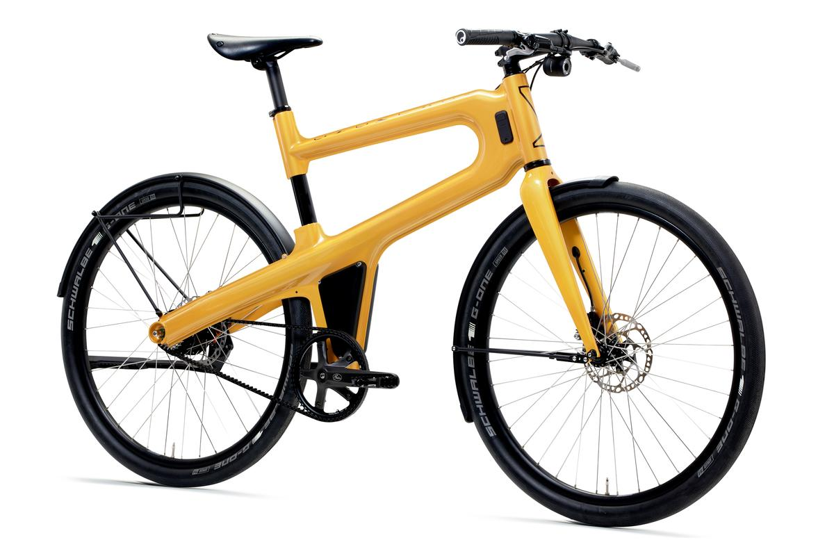 The Delta S is Mokumono's first ebike