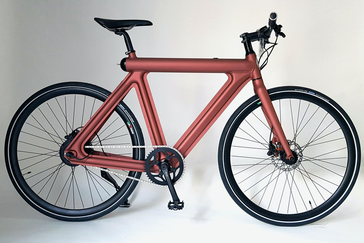 The Pressed E-bike has already won both the Focus and European Product Design awards