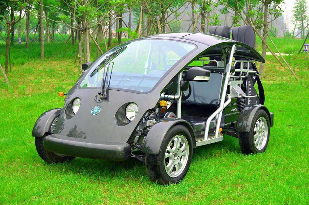 The Cruser Sport Golf Cart