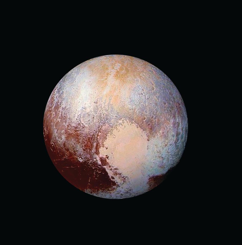 "To follow up on NASA's New Horizons mission that revealed Pluto's ""heart,"" SwRI is studying a new Pluto orbiter mission for NASA"