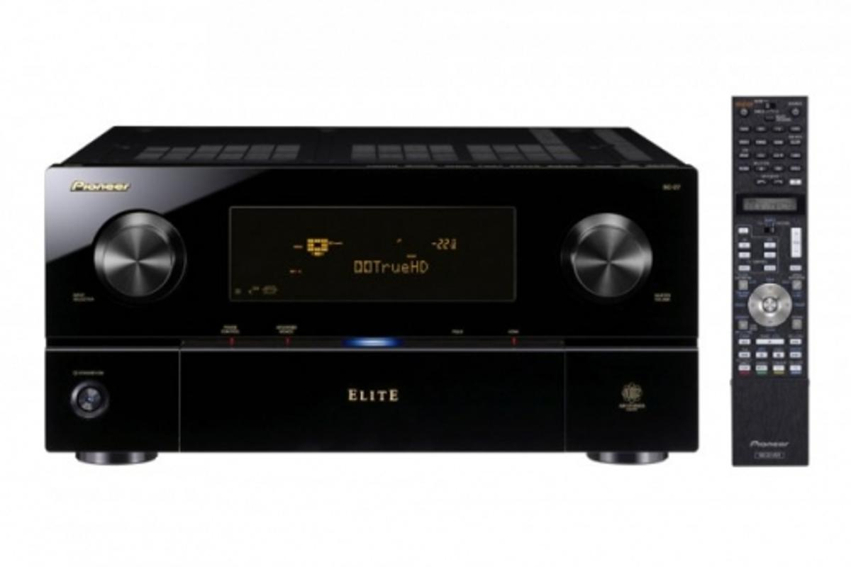 The Pioneer Elite SC27 AV receiver is no slouch when it comes to connectivity and with Class-D, THX and AIR Studios approved amps, would be a welcome addition to any home theatre setup.