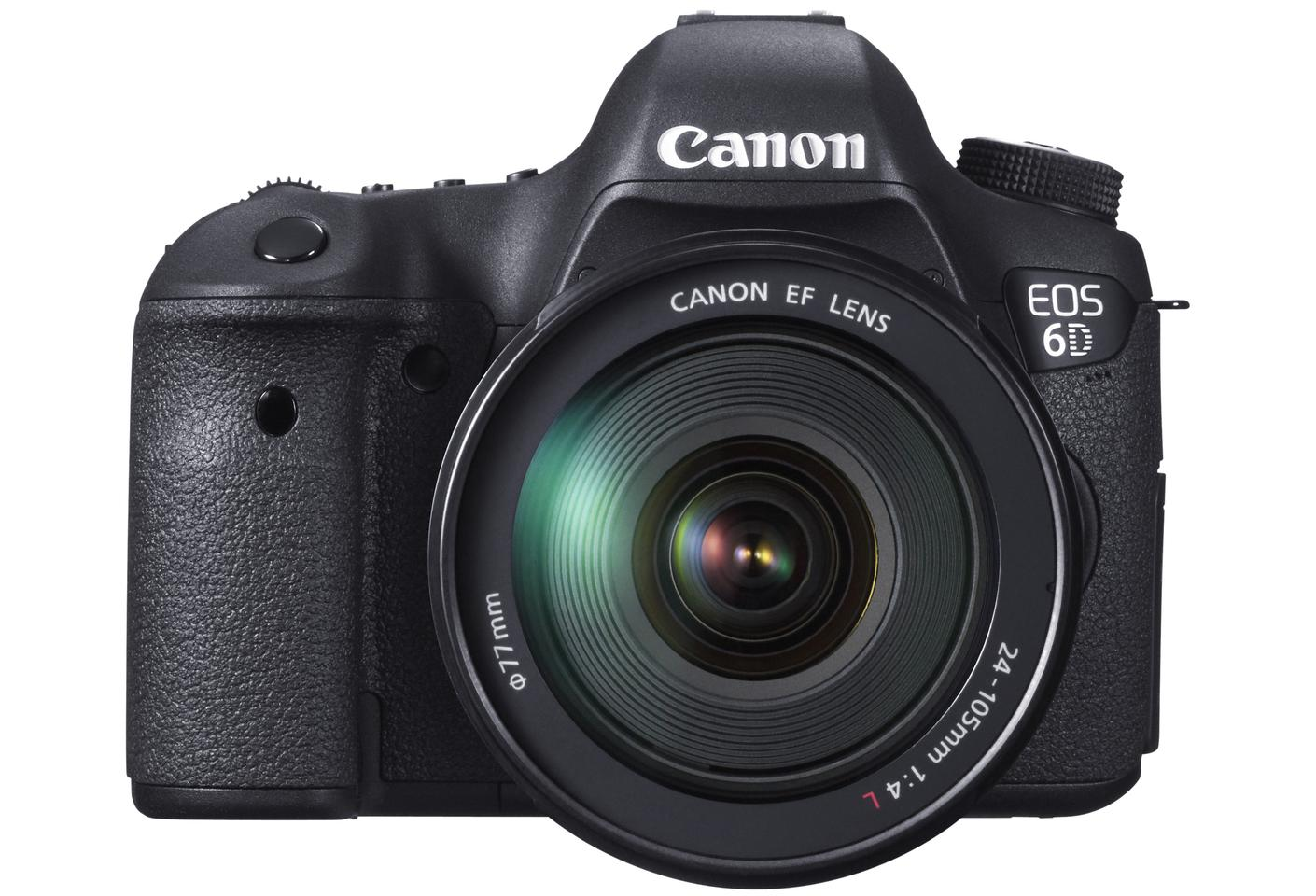 Canon has unveiled the EOS 6D, its smallest and lightest full-frame DSLR