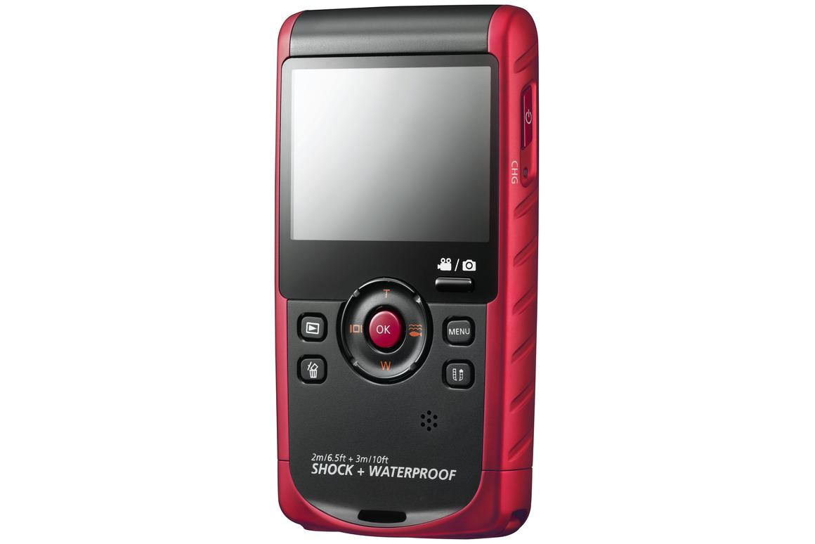 Samsung has announced the W200 multi-proof pocket camcorder designed for active users.