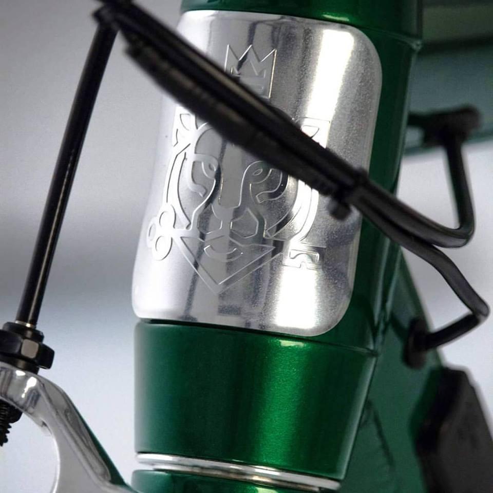 Lauva e-bike close-up