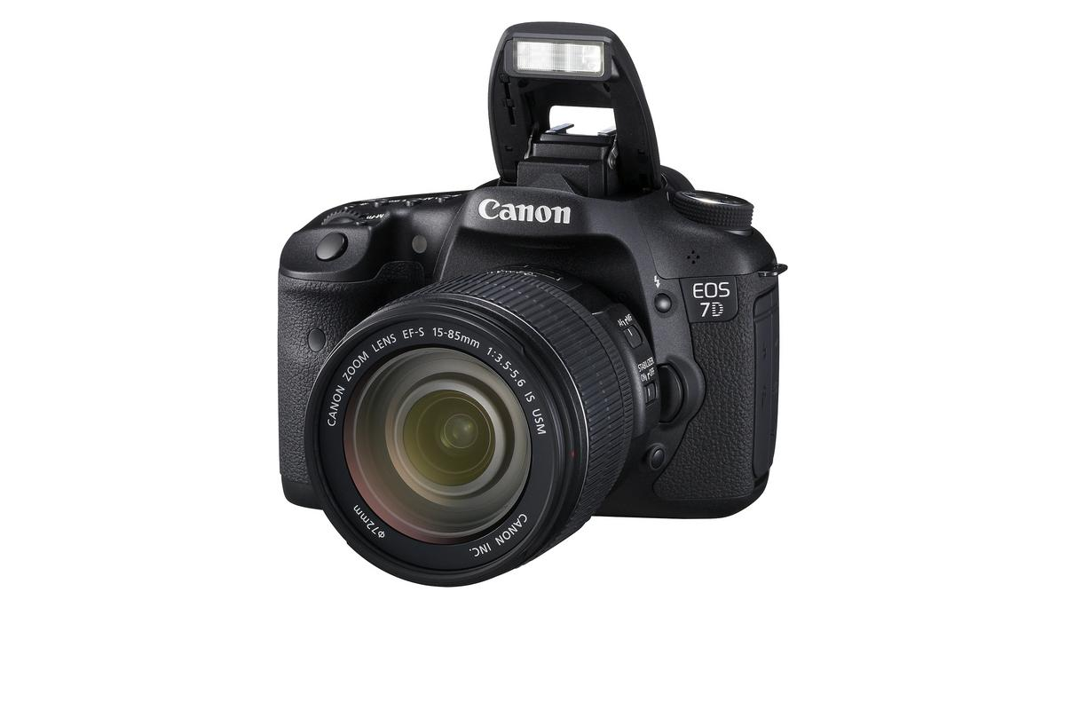 Canon has announced an impressive firmware upgrade for its EOS 7D DSLR camera that adds a higher maximum RAW burst rate, in-camera editing, user-definable Auto ISO and support for the company's GP-E2 GPS Receiver