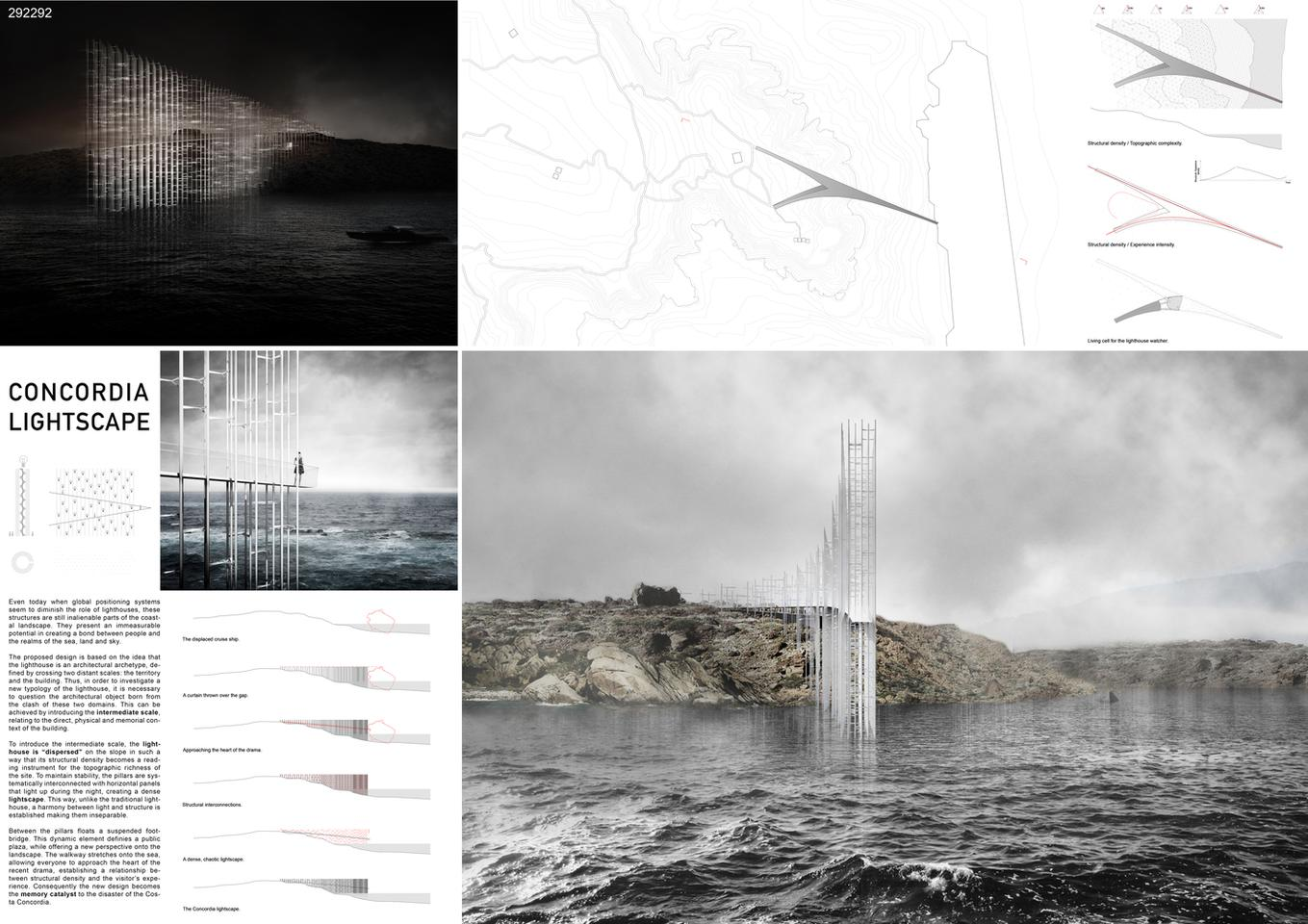 Architectural competition host matterbetter put a call out for designers and architects to conceive an improved lighthouse