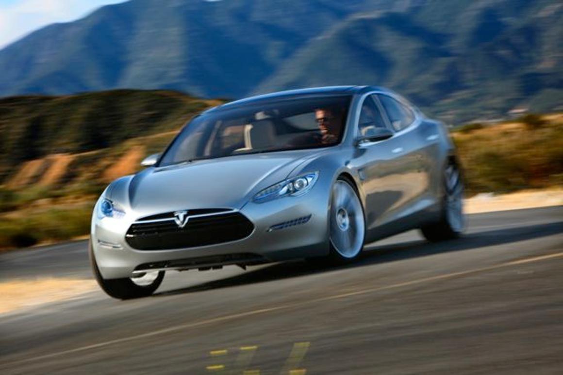 Tesla Motors' Model S sedan will be built at a former Toyota plant in California