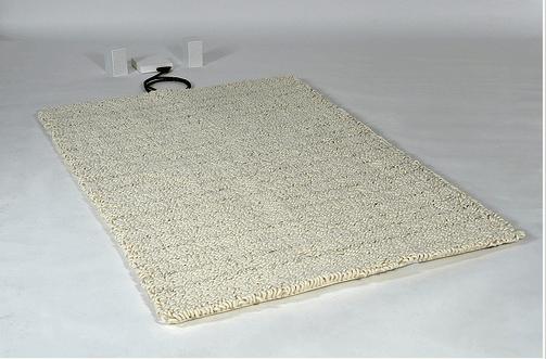 The carpet radio makes you a human antenna