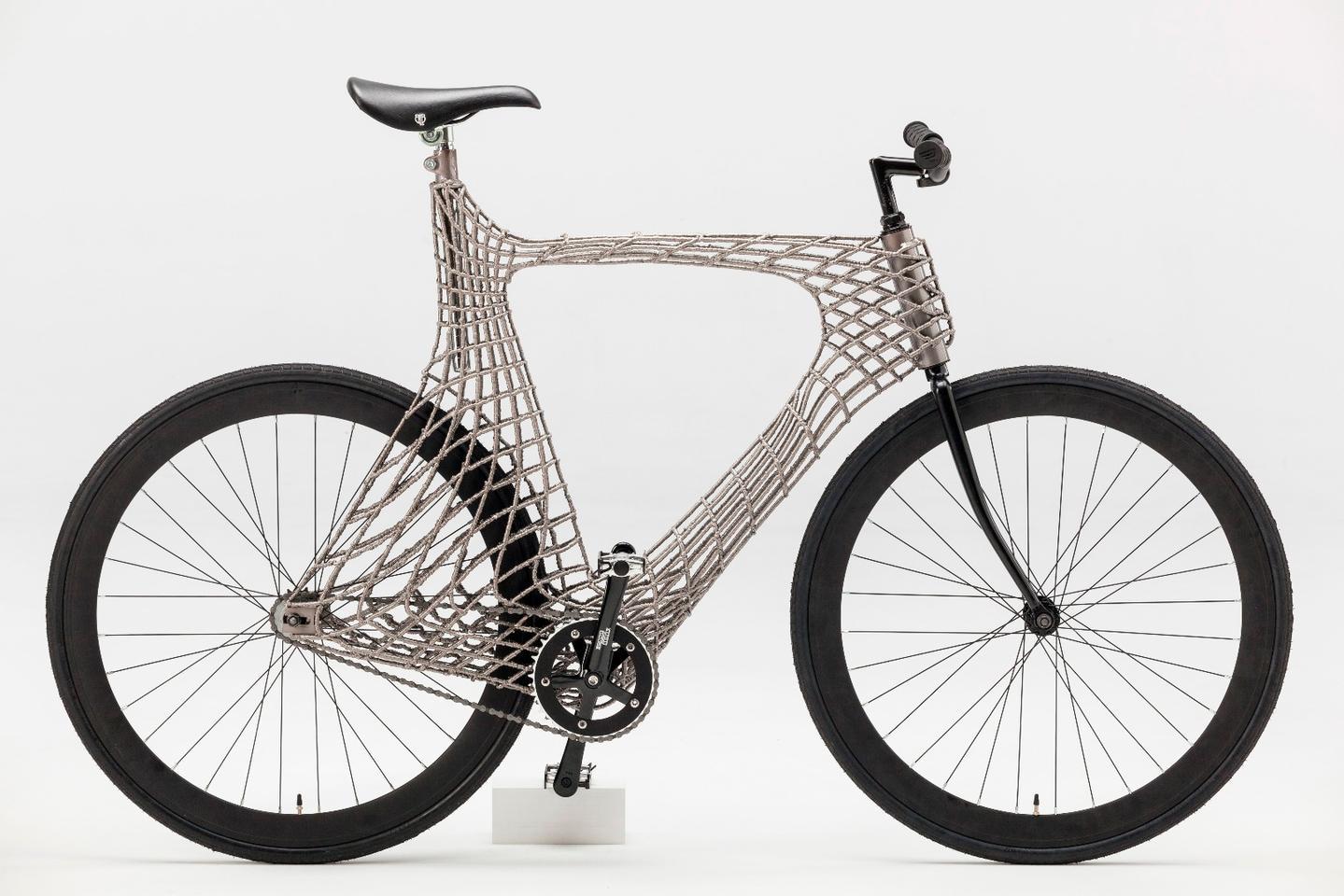 TU Delft's Arc Bicycle