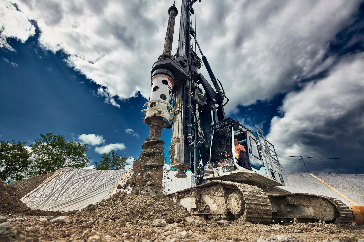 Civil works have begun on the ATLAS and CMS sites to build new underground structures for the High-Luminosity LHC project