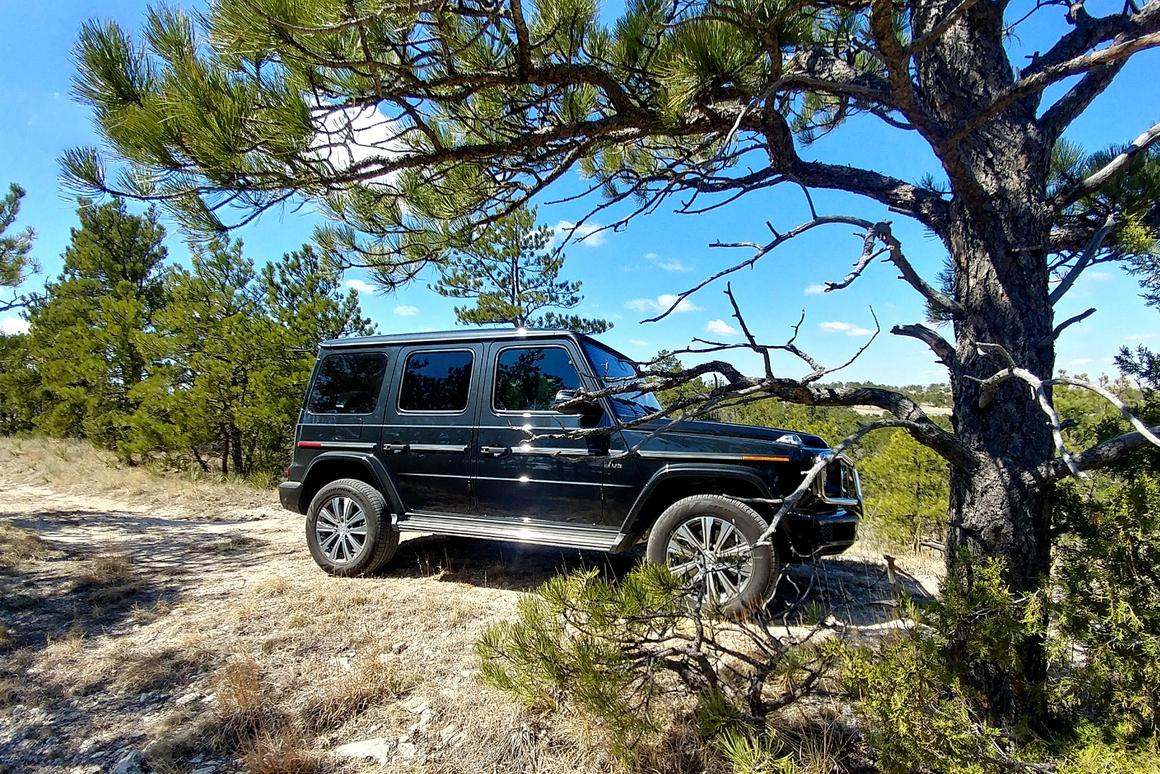2019 Mercedes-Benz G550: The new, still awesome, G Unit