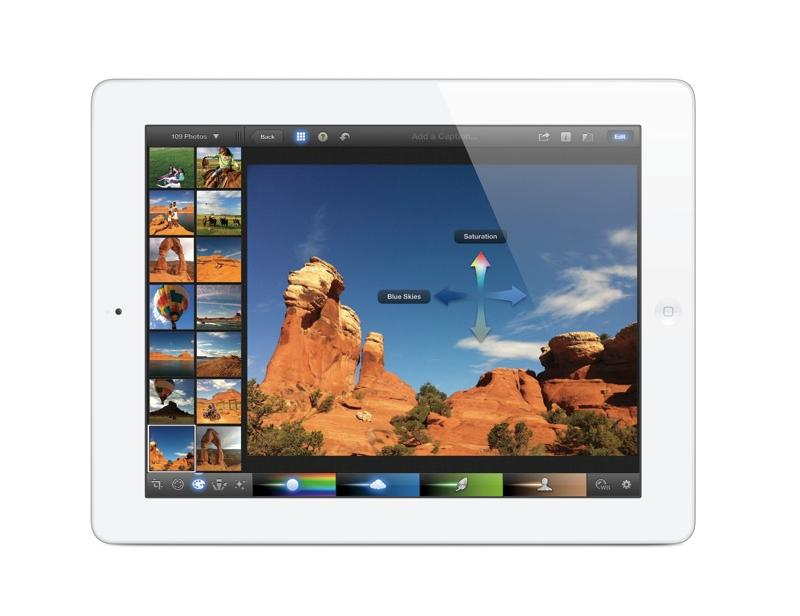 The new Apple iPad3 is ready for market